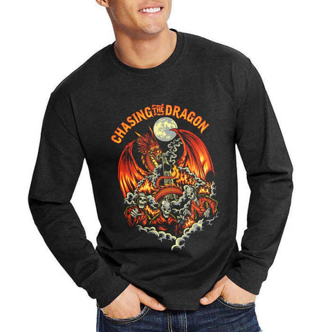 CTD ZOMBIE LONG SLEEVE T-SHIRT
