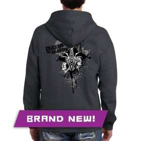 "CTD ""OILFIELD DRAGON"" ZIP-UP"