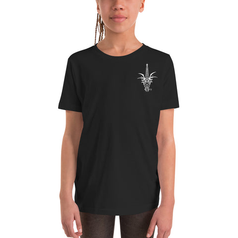 "CTD ""Little Roughneck"" Youth Short-Sleeve Tee"