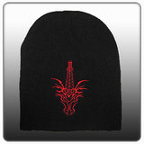 CTD BLK/RED TOQUE