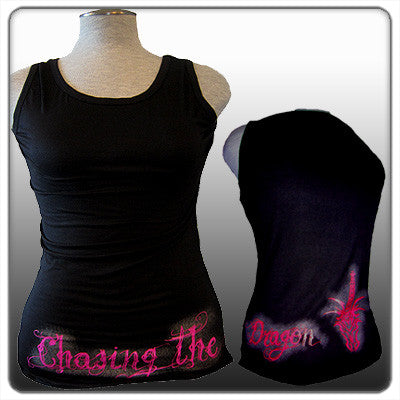 CTD Women's Black Tank Top