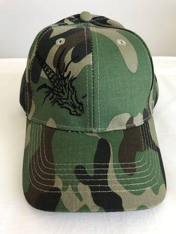 CTD YOUTH CAMO BALL CAPS