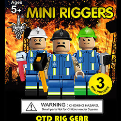 CTD MINI RIGGERS