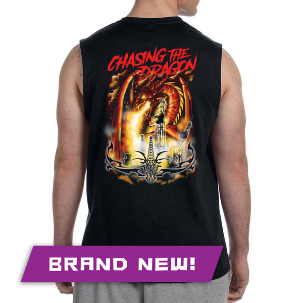 "CTD ""Pullin' Dragon"" Sleeveless T-Shirt"