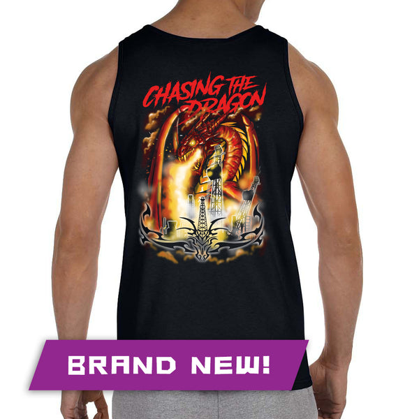 "CTD ""Pullin' Dragon"" Tank Top"