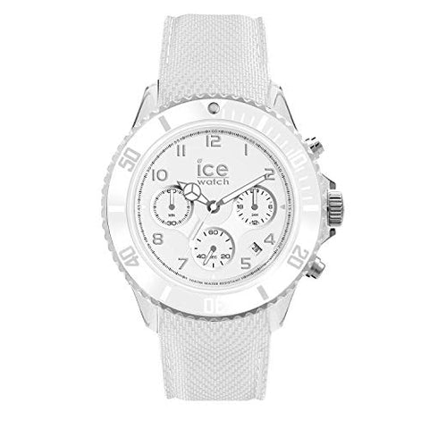 Ice-Watch 014217 Men's Quartz Watch, Analog Display and Silicone Strap