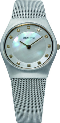 BERING CLASSIC BRUSHED SILVER 11927-004