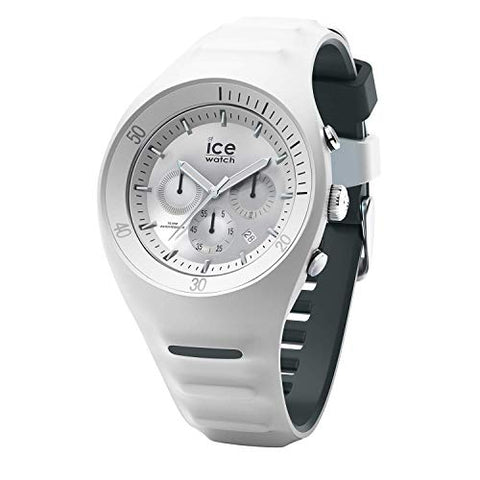 Ice-Watch 014943 Men's Quartz Watch, Analog Display and Silicone Strap