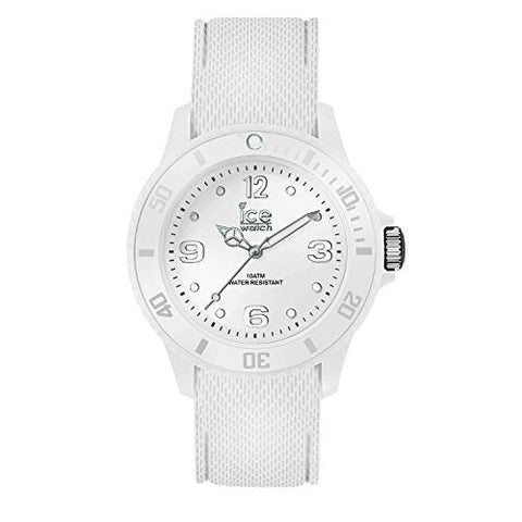 Ice-Watch Unisex-Adult 014581 Year-Round Analog Quartz White Watch