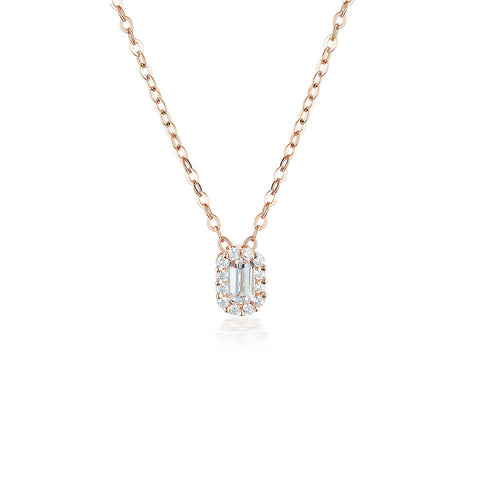 GEORGINI PARIS ROSE GOLD PENDANT