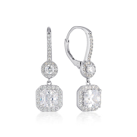 Georgini Clara Drop Earring