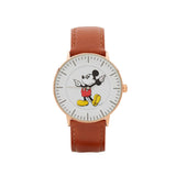 Disney Formal Mickey Rose Gold Watch