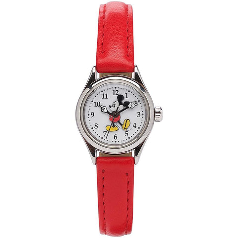 Disney Original Petite Mickey Red Watch 25mm