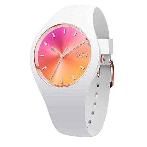 Ice Watch 015750 WHITE Silicone Woman Watch