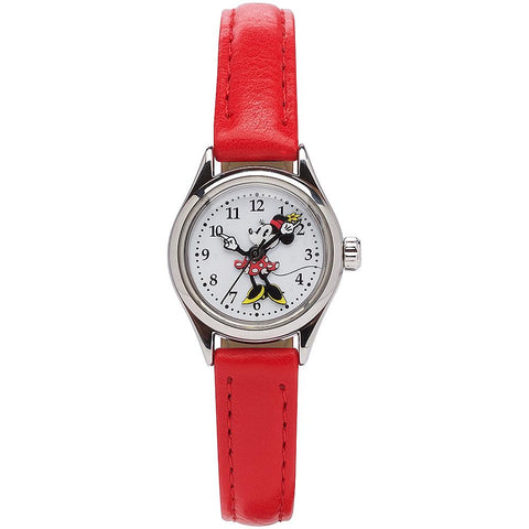 Disney Original Minnie Petite Red Watch 25mm