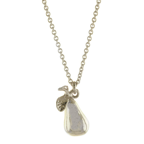 ALEX MONROE JUICY PEAR NECKLACE