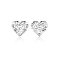Georgini Cupid Earring Silver