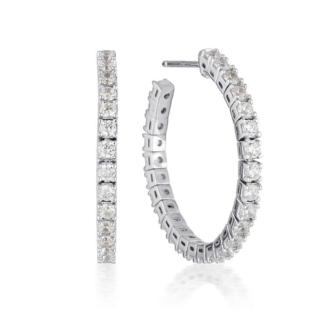 Georgini Flex Hoop Earring 25mm