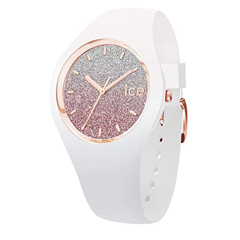 Ice-Watch Women 013431 Year-Round Analog Quartz White Watch