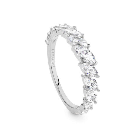 ORION RHODIUM RING SIZE 8