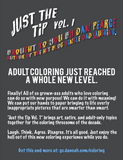 Just the Tip Vol. 1 - Full Book (Physical Copy) + PDF Download (For Printing)