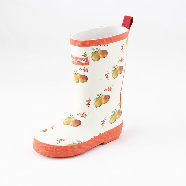 Springfield Pear Gumboots