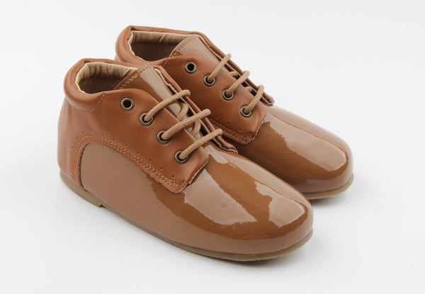 Elwood Boot Walnut