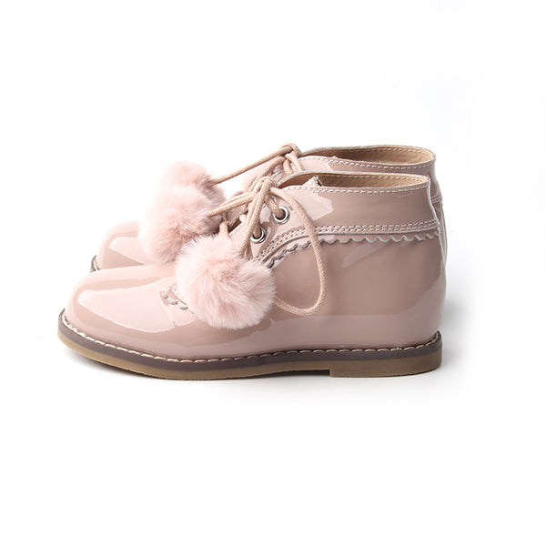 Kingston Boots Blush