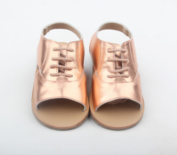 Florence Sandal Rose Gold