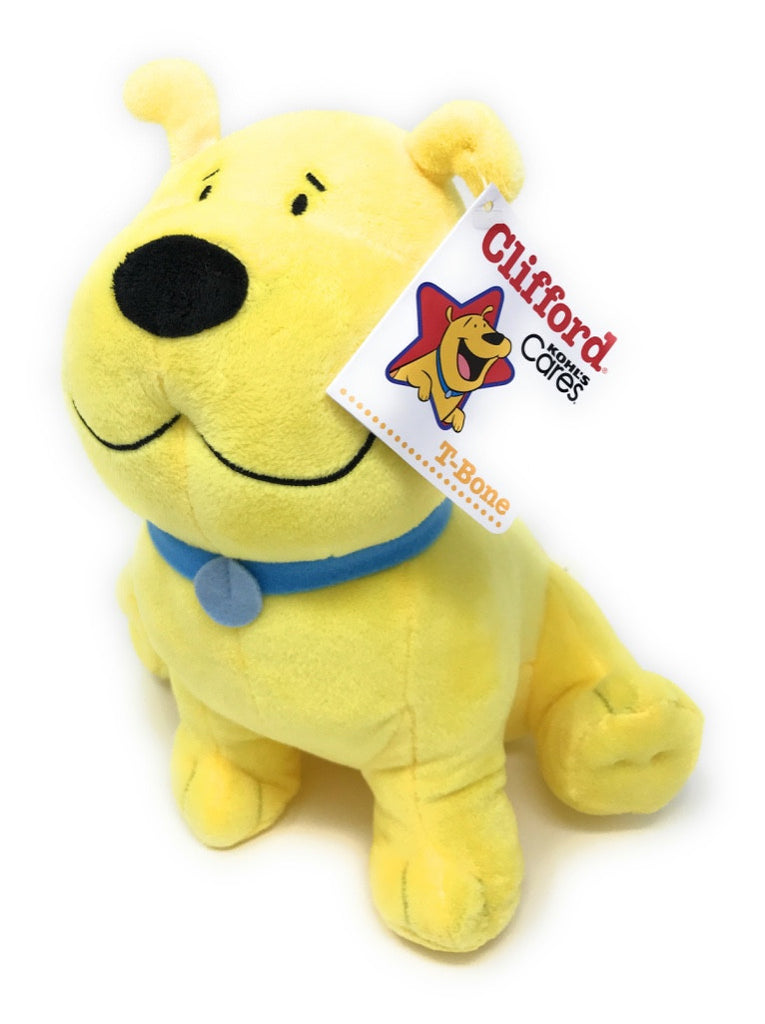 Kohl's Cares T-bone Plush (Clifford Series)