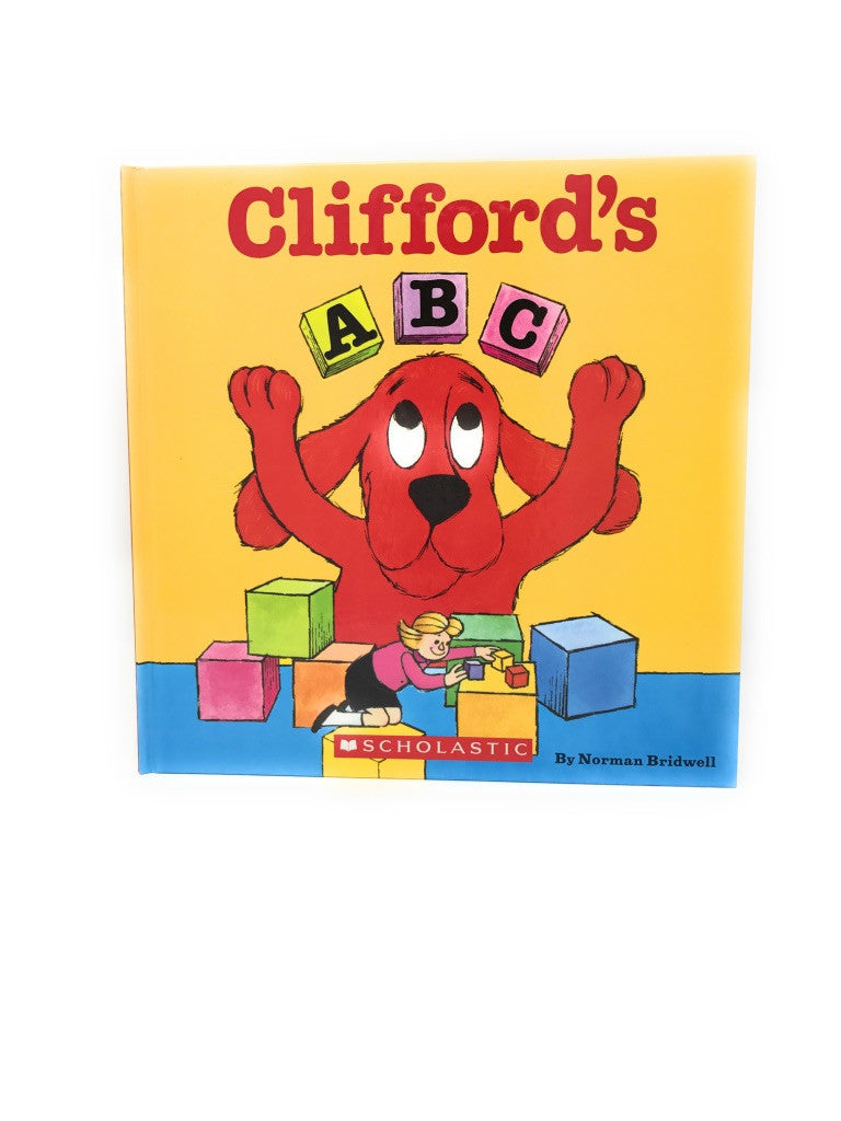 clifford-ABC-abc's-big-red-dog-kohl's-care-book