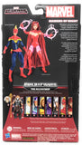Marvel Legends Infinite Series Maidens Of Might Red Action Figure