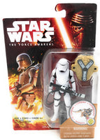 Star Wars The Force Awakens First Order Flametrooper Action Figure