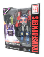 Transformers Titans Return Diac & Optimus Prime