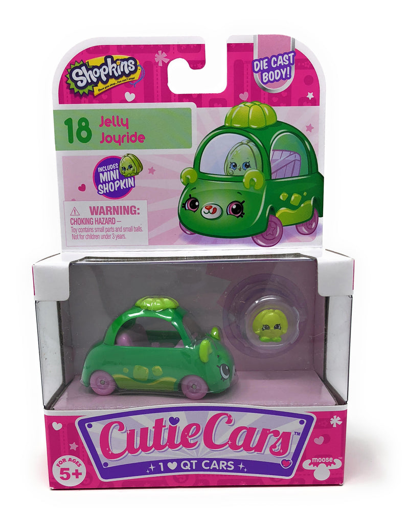 Shopkins Cutie Cars Jelly Joyride