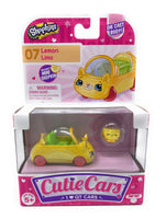 Shopkins Cutie Cars Lemon Limo