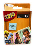 The Office UNO Playing Card Game by Mattel Games