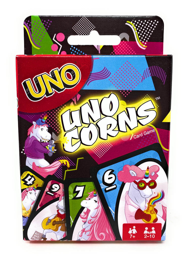 UNO Corns UNO Playing Card Game by Mattel Games