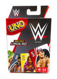 WWE UNO Playing Card Game by Mattel Games