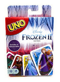 Disney Frozen 2 UNO Playing Card Game by Mattel Games