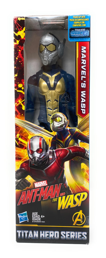 Titan Hero Series Marvel's Wasp 12 Inch Action Figure
