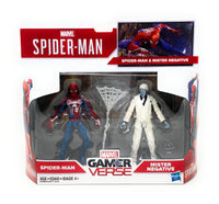 Spider Man Gamer Vs. Spider Man and Mister Negative