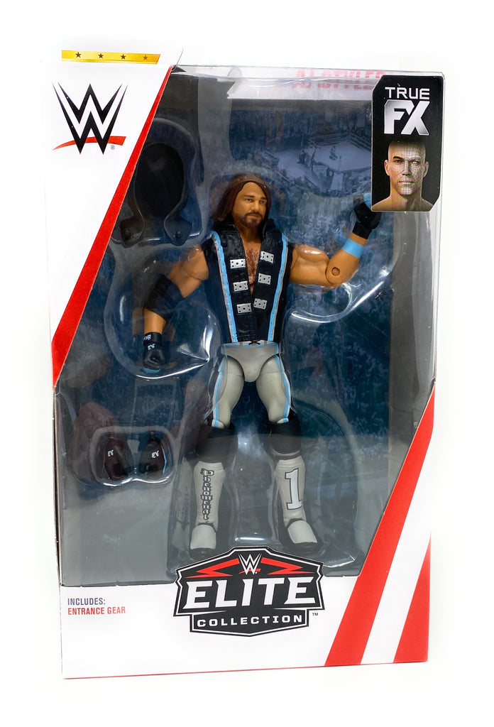 WWE Elite AJ Styles 6 Inch Action Figure