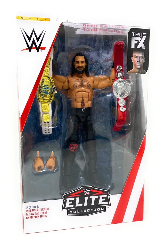 WWE Elite Seth Rollins 6 Inch Action Figure
