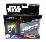 Star Wars Commemorative Series Speeder Bike Hot Wheels Starships 6 of 9