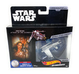 Star Wars Commemorative Series Republic Attack Gunship Hot Wheels Starships 2 of 9