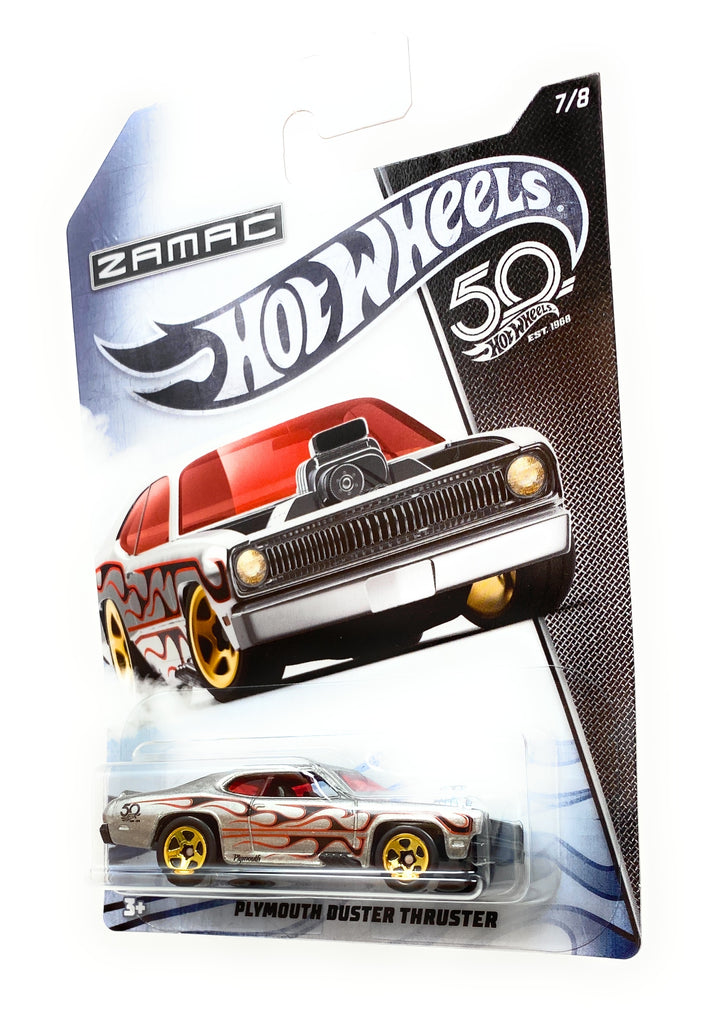 Hot Wheels Plymouth Duster Thruster Zamac 7/8