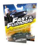 Hot Wheels Maserati Ghibli from the Fast and Furious set 19/32