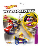 Hot Wheels Wario, Standard Kart from the 2018 MarioKart set