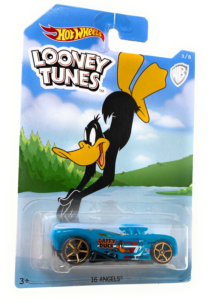 Hot Wheels 16 Angels from the 2017 Looney Tunes set